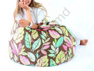 Bancheta Because Exotic Bean Bag - Spring XXL. Super preț!!