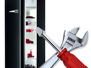 Reparatia frigiderelor la domeciliu!! Срочный ремонт холодильников.