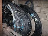 calblu de 3 faze - 500 m; pompă cu cpacitatea de 120 tone, cu motor de 30 KW