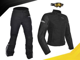 Женская мотоэкипировка - куртки, штаны, ботинки, шлемы, перчатки, защита