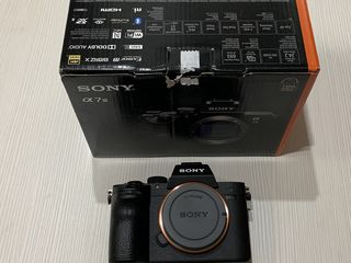 Sony Alpha 7 III | Full-Frame Mirrorless Camera Body NOU/NEW/НОВЫЙ