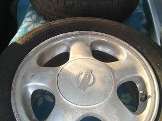 Колёса R14 от Nissan P10