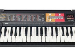 Синтезатор  Yamaha PSR-F51 . Доставка по всей Молдове. Оплата при получении.