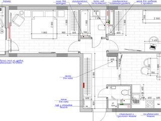 Планировка квартир, домов. Дизайн проект от 2€
