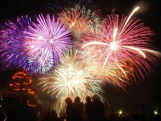 Салюты,фейерверки,дымы,  artificii pyroshow Кишинев