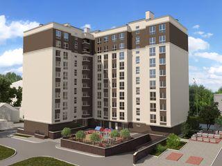 Astercon Grup-sect.Buiucani, apartament cu 2 odăi, 62.61 m2, prețul 730 €/m