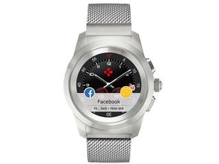 Smartwatch mykronoz zetime elite argintiu nou (credit-livrare)/ умные часы mykronoz zetime elite сер