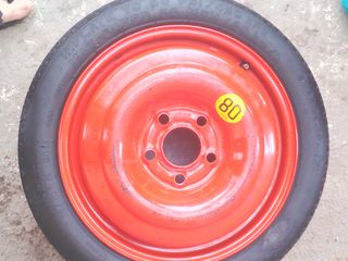 Roata de rezerva Originala NOKIA Made in Finland. 5x110 R15