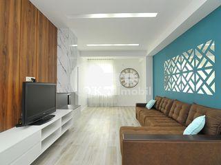 Apartament de lux cu 3 camere, Bernardazzi, Centru, 1000 € !
