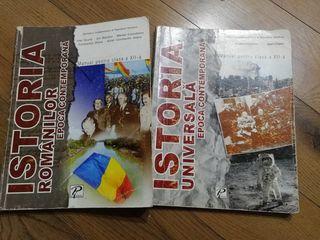 Manuale pentru școală și liceu. Clasele a 8, 10, 12