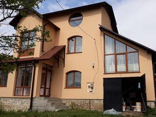 Casa finisata 24km de Chisinau.
