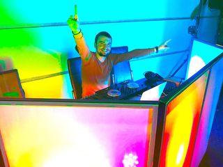 "Muzica Solist moderator lumini disco solist, fum greu ""MuzBand"""