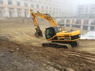 Lucrări de terasament. excavări. transport basculante. compactări!!!