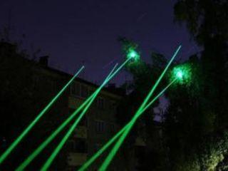 Мощная лазерная указка 300 mW, зеленый луч! Супер цена - 269 лей!