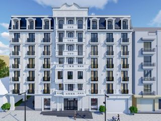 Apartamente de elită în centrul capitalei,Bulgara 5