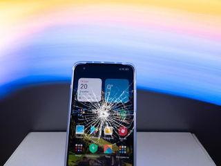 Xiaomi Mi10 T Ecranul sparta -Luăm, reparăm, aducem !
