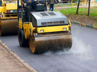 Асфальтирование строительство,ремонт дорог любой сложности, по низким ценам.скидки!от 75лей/м2