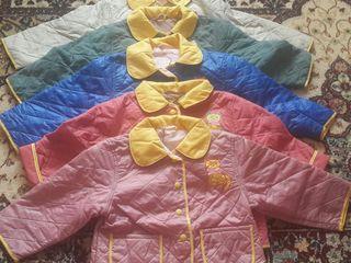 Куртки по 50 лей