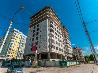 Se vinde apartament, Buiucani, 1 odaie, Bloc nou, 21900 €