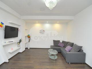 Apartament cu o cameră, reparație euro, Telecentru, 350 € !
