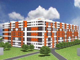 Numai 22 800 €, apartament cu o cameră, Telecentru, et. 6