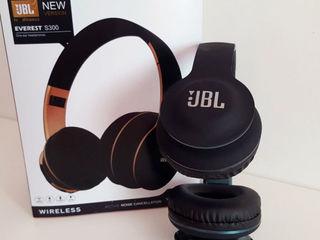 Беспроводные наушники JBL Everest S300 - Bluetooth - новые 550 лей
