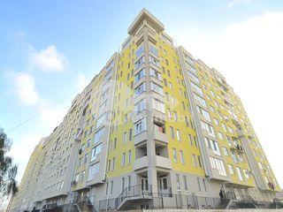 Apartament 3 camere, 90 mp, variantă albă, Buiucani 51800 €