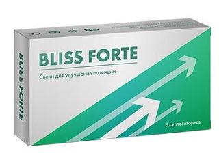 Blissforte - свечи для потенции и от простатита