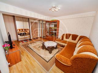 Se vinde apartament 76 m.p , 2 camere +living com. Stauceni