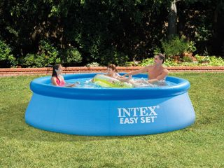 Piscina intex easy set, pompa inclusa 220v / 1250litri, 305 x 76 cm  ( intex 56922 / 28122 )