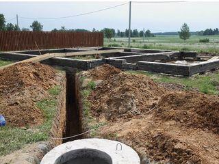 Копаем Cептик  - монтаж канализации WC - копка траншей - быстро, качественно, недорого