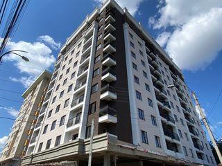 Vând  apartament, in bloc nou,  690€ m2 sec. Buiucani.  Vedere Panoramica Uimitoare!!!