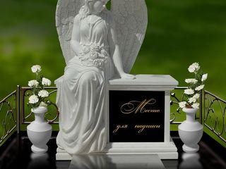 Cele mai frumoase si mai durabile monumente funerare din Chișinău.