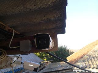 Bидеонаблюдение для частного дома/Sisteme de supraveghere video.