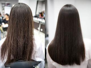 Чистка волос от секущихся кончиков,полировка волос