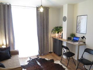 Сдается новая квартира - студия со всеми удобствами на Ботанике! Аренда 195 €/мес