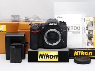 Фотоаппарат nikon d7200 + sigma 18-300+ nikor 70-300+nikon af-s 50mm f1.8g+nikon 55-200+sigma 10-20
