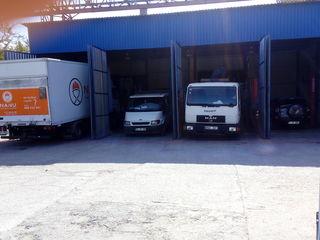 Запчасти + ремонт бусов и грузовых авто любой сложности