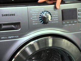 Reparaţia maşinilor de spălat Samsung