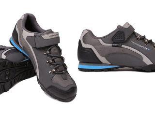 Muddyfox обувь для велоспорта и туризма. Новые в упаковке. 100% Оригинал. Натур.кожа+текстиль- 850 л