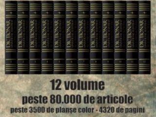 Dictionar în 12 vol.