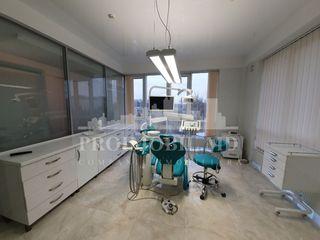 Spațiu (str. studenților), 4 birouri, mobilier nou, p/u stomatologie! se vinde urgent!
