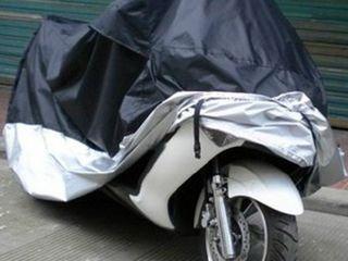 Чехол для мотоцикла из пвх XL - XXL - XXXL husa moto, моточехол