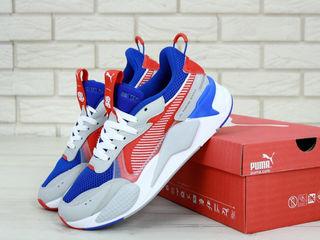 Продам новые мужские кроссовки Nike Air Max 90, Puma RS-X, Under Armour.
