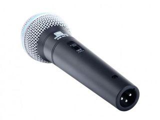 Pronomic DM-58-B Microfon + Husa