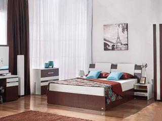 Dormitor Ambianta Fenix (Wenge), posibil în credit !!!