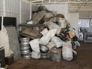 Evacuarea gunoiului + hamali.+Demolare