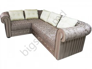 Canapea de colt confort n-10 2443 disponibil în credit livrare gratuită !