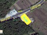 Teren 36 ari prima linie la traseu Chisinau-Hincesti km 22