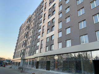 str. Grenoble, 2 camere + salon, dat în exploatare, variantă albă